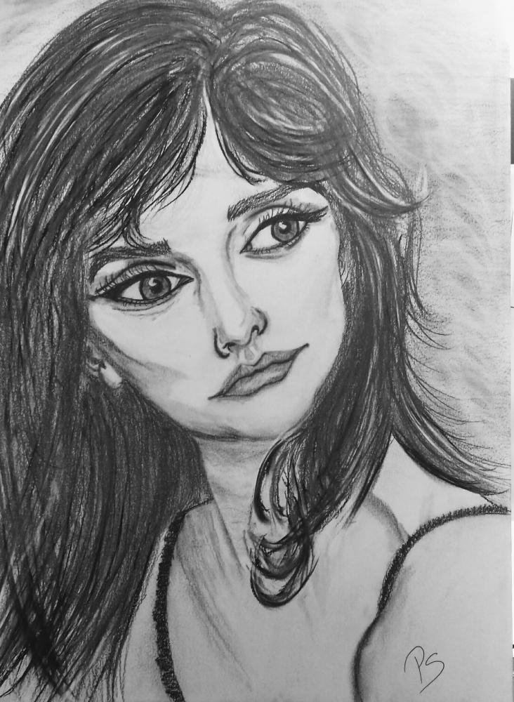 Penelope Cruz por PenStilos